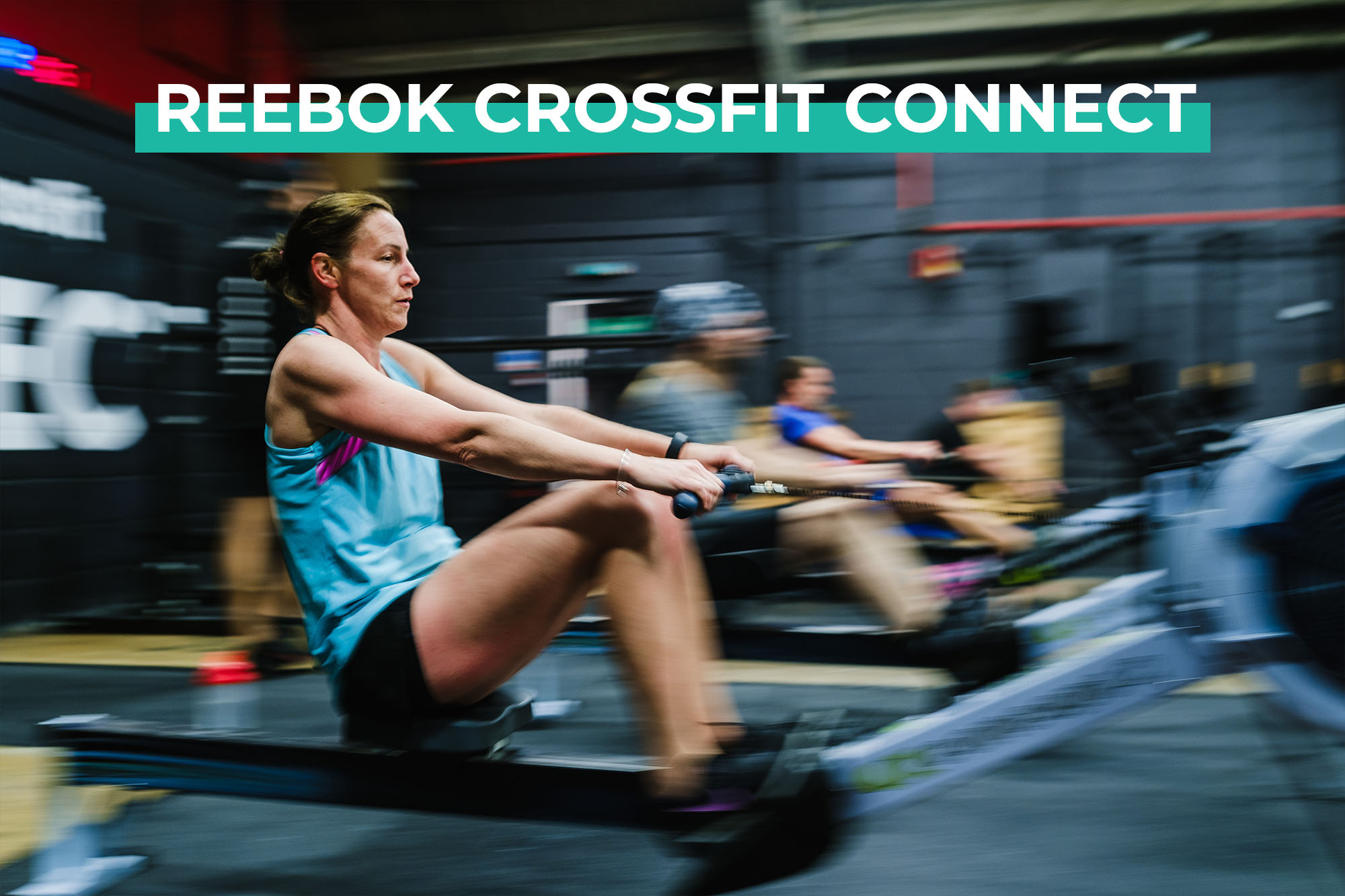 commercial branded project crossfit