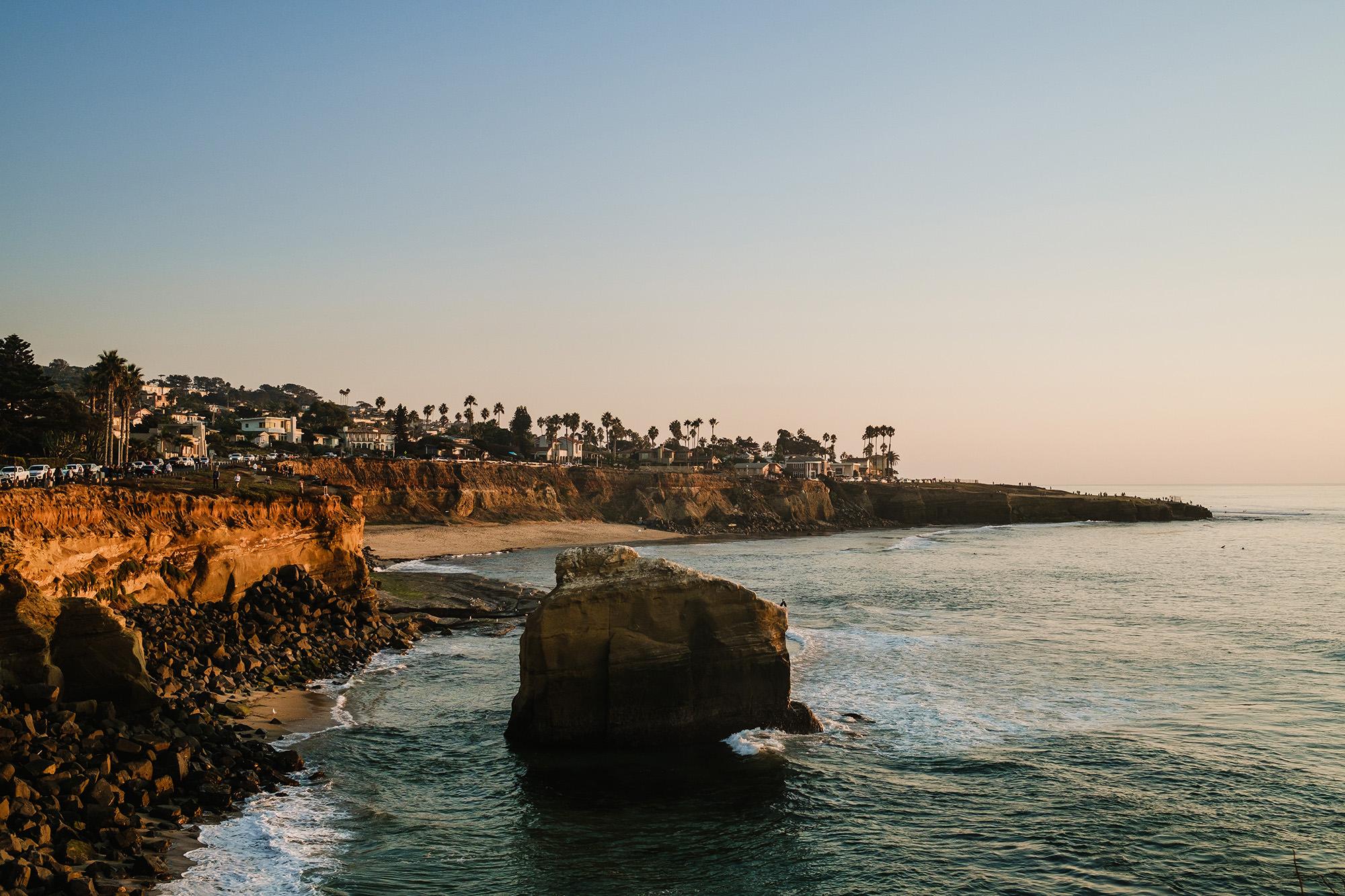 California summer feeling San Diego