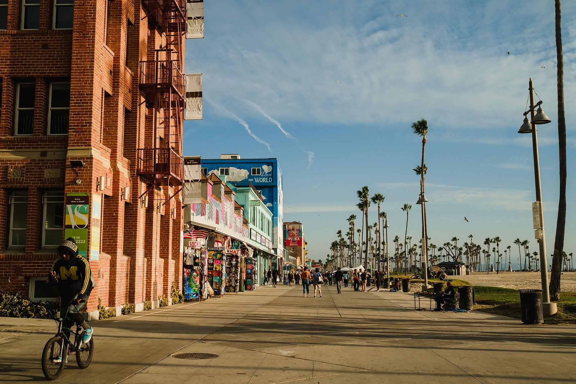 California Los Angeles travel photography