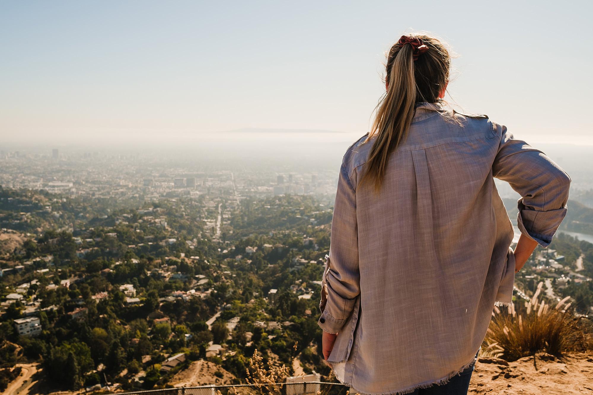 San Diego LA California travel