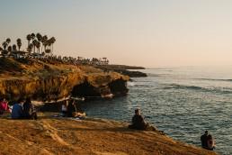 California sunshine in November