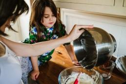 making pancakes, Family films Sussex Somerset UK