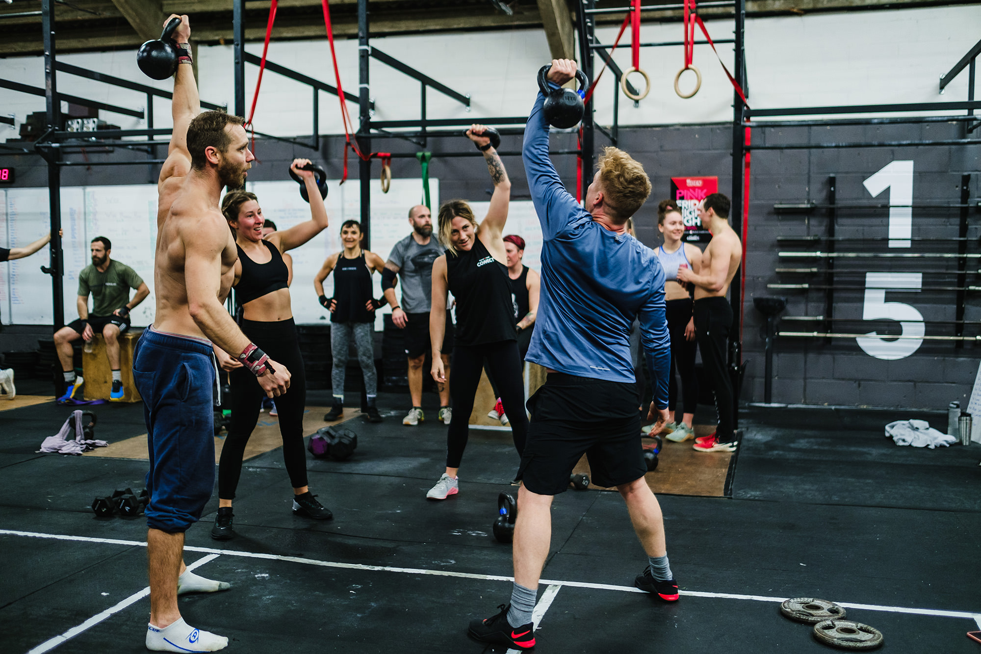 reebok crossfit connect workout