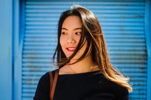 portrait photography headshot Taiwan