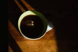documenting life during a crisis - cup of tea