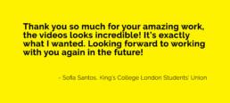 Sofia-KCLSU_testimonial