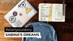 international student story at university