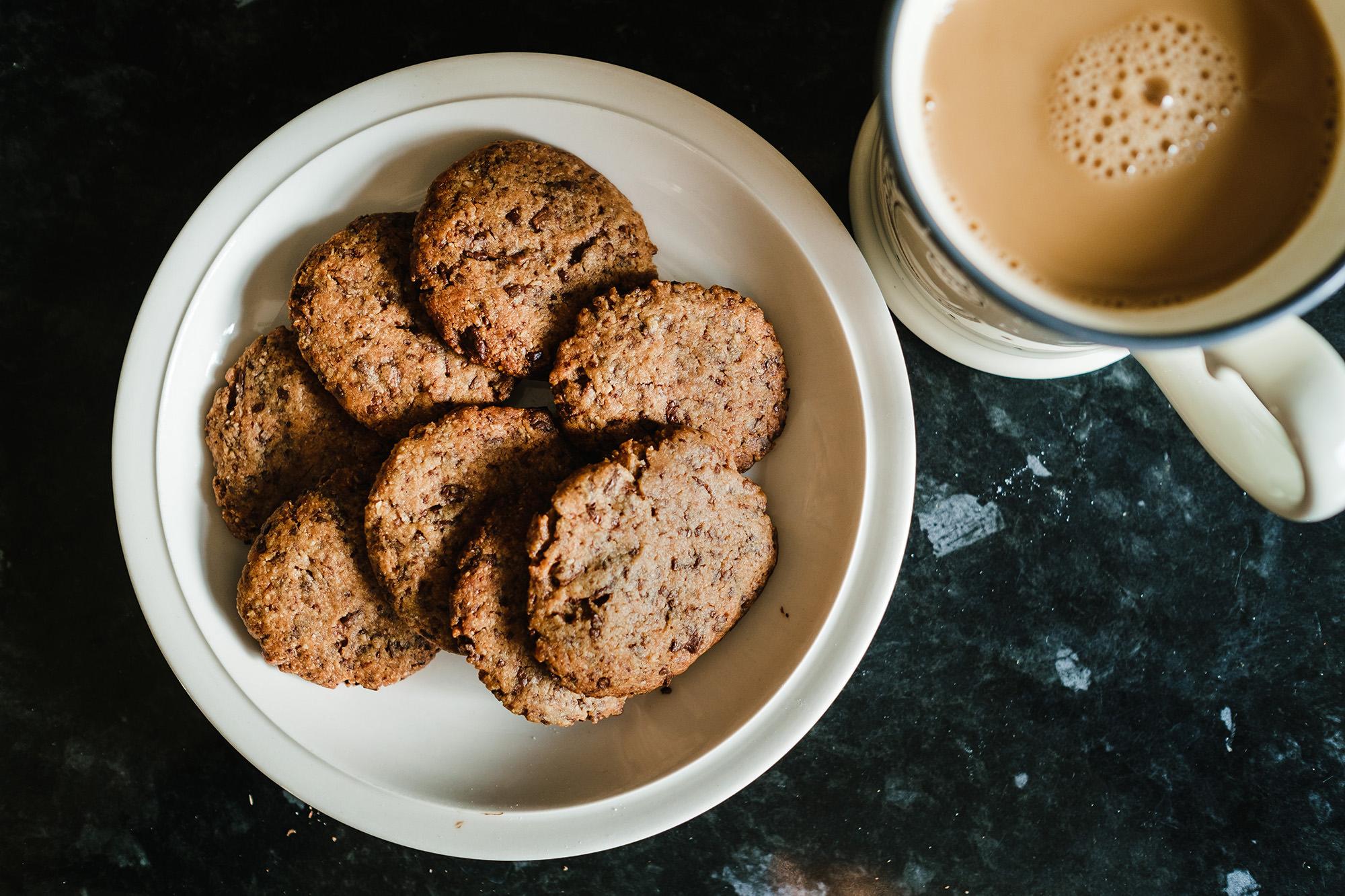chocolate cookies made