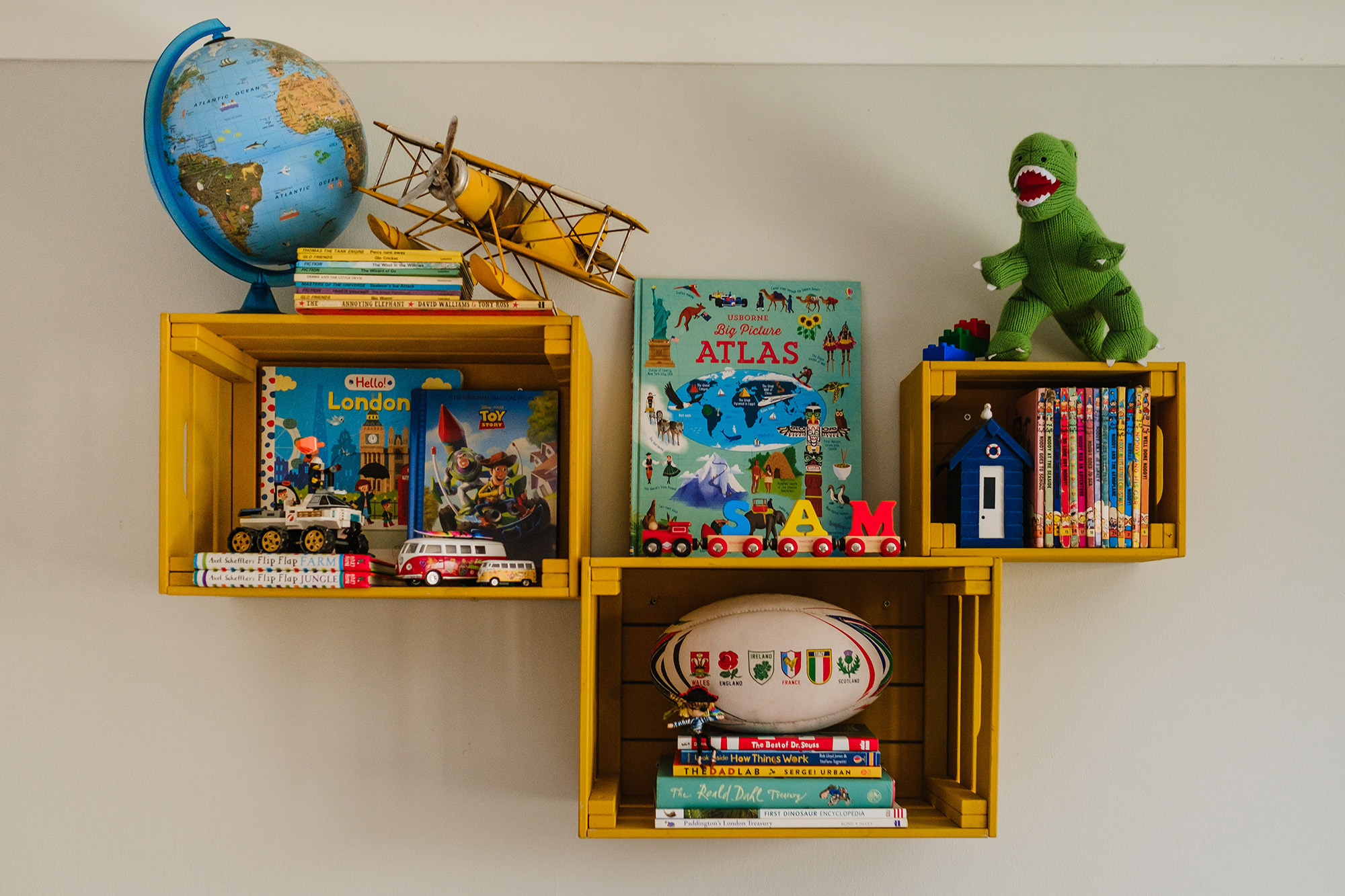 Sussex home stylist kids room