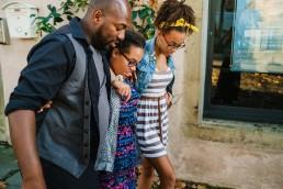documentary family photography on vacation