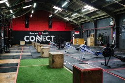 Reebok Crossfit Connect ready to open