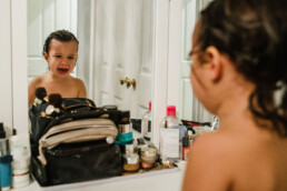Mirrors, selfies and the truth about portraits