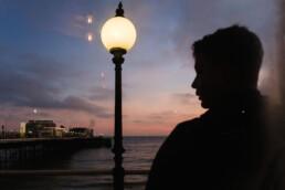 street photography worthing pier