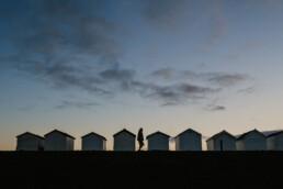 worthing goring beach views beach huts