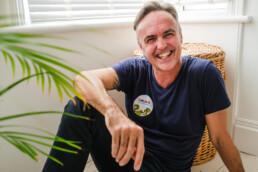 Steve Rawlings Debutots personal branding photo session
