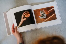 photo albums and photo books