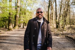 Lee_man-walking in the forest portrait session