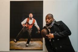 14 my exhibtion portraiture