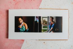family photography album heirloom