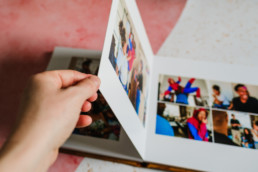 legacy album documentary family photography