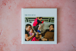 storytelling book family photography
