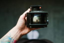 diy-camera view