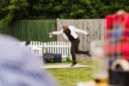 24 tap dancer outdoor birthday party