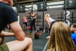testing the fittesting crossfit athletes hove
