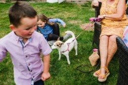 25 dogs and kids photography